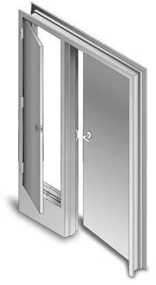 Hollow Metal Door Frames