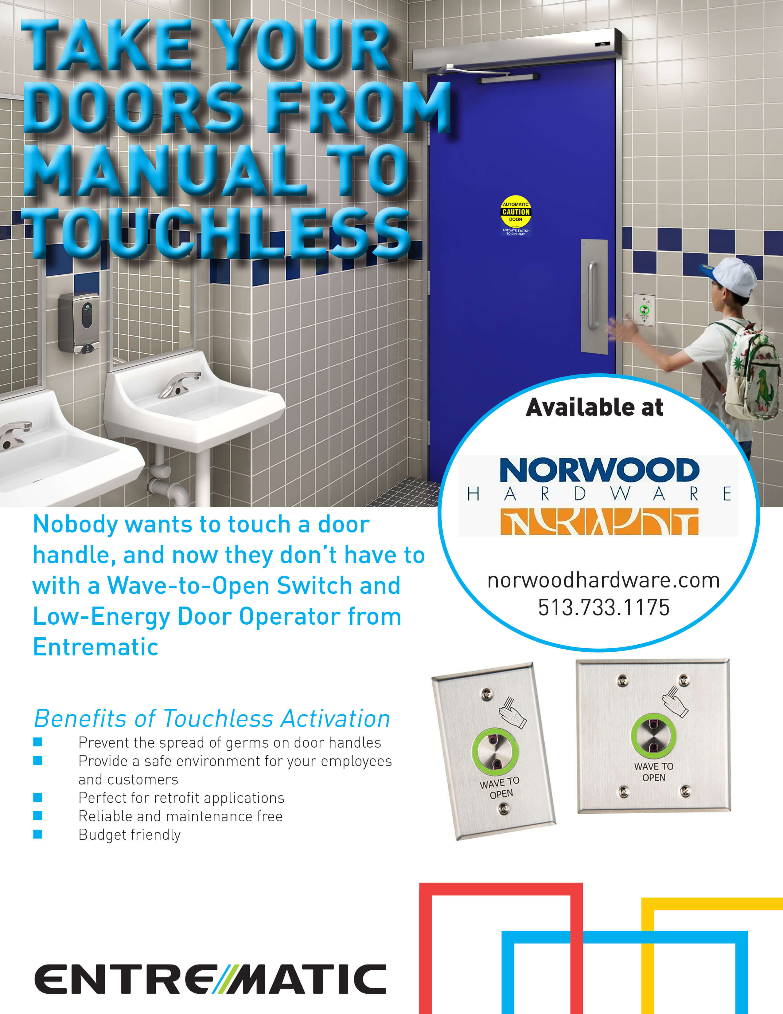 Norwood Touchless